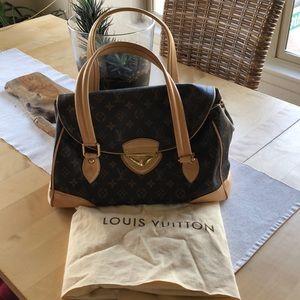 LV Beverly GM bag